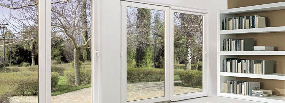 Serramenti alluminio pvc - Tende finestre pvc ...