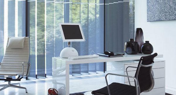 Tende Ufficio Torino : Tende tecniche veneziane a rullo verticali